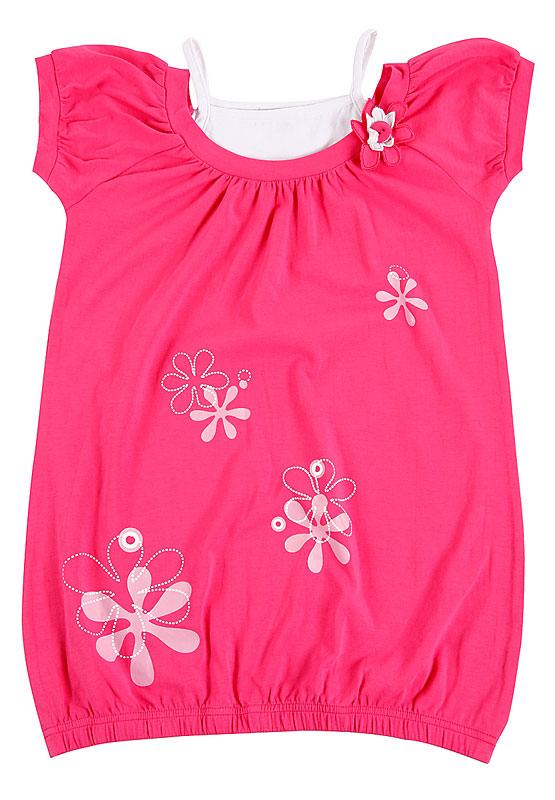 Комплект:платье, леггинсы для дев.102016 102016