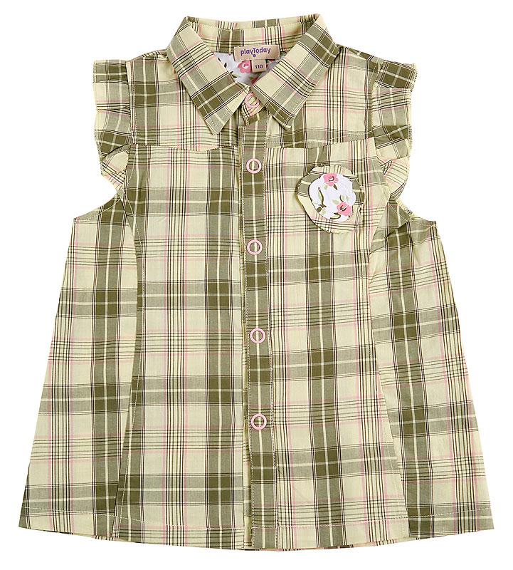Блузка для дев.102062 102062