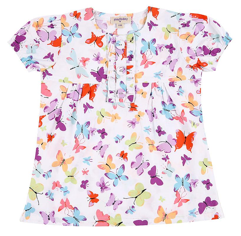 Блузка для дев.102078 102078