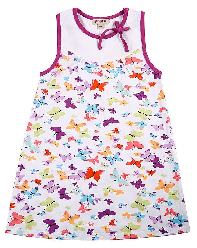 Комплект:платье, леггинсы для дев.102081 102081