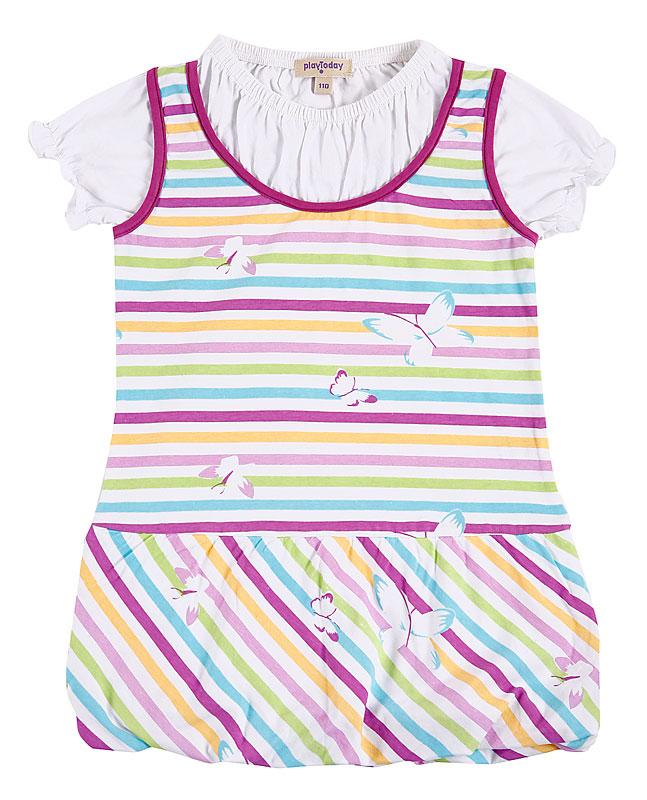 Комплект:платье, леггинсы для дев.102094 102094