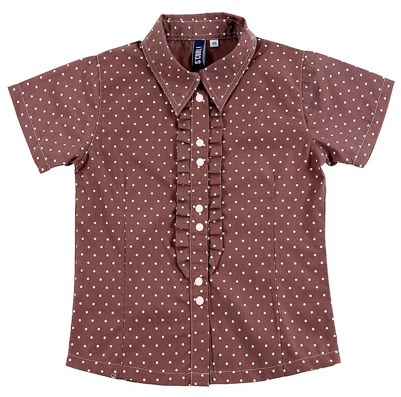 Блузка для дев.10409 10409