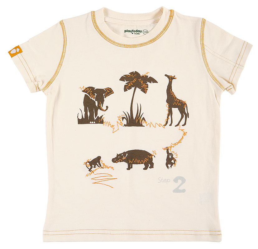 Комплект: футболка, шорты для мал.10518 10518