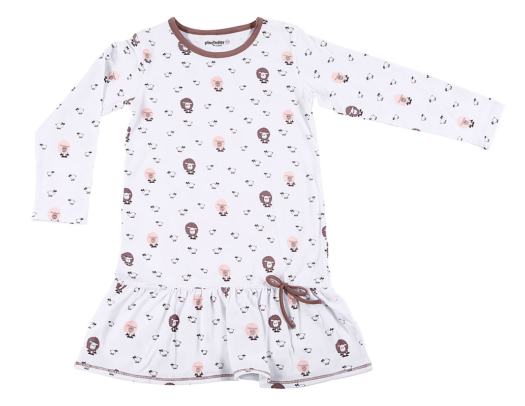 Комплект: ночная сорочка, гольфы для дев.10601 10601