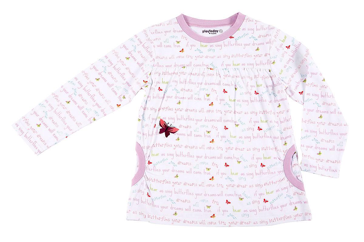 Комплект: футболка, брюки для дев.10618 10618