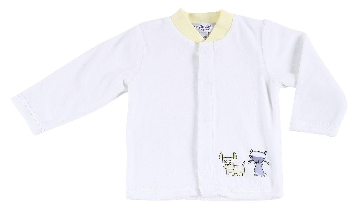 Комплект: комбинезон, кофта, ползунки, боди, шапочка дет. для мал.10734 10734