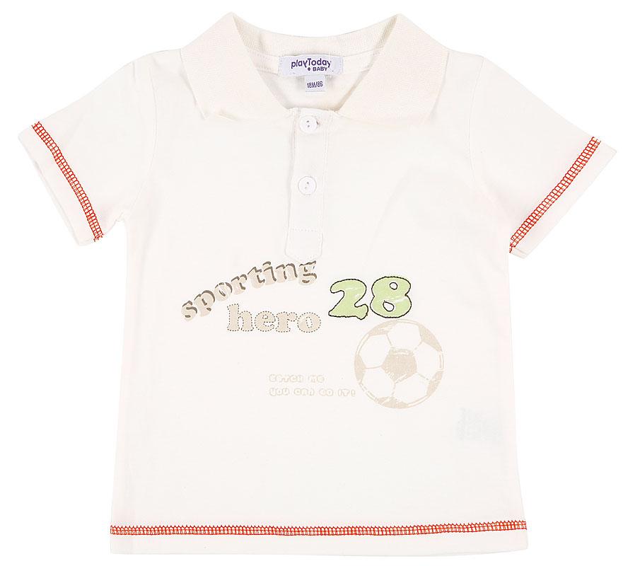 Футболка дет. для мал.10741 10741