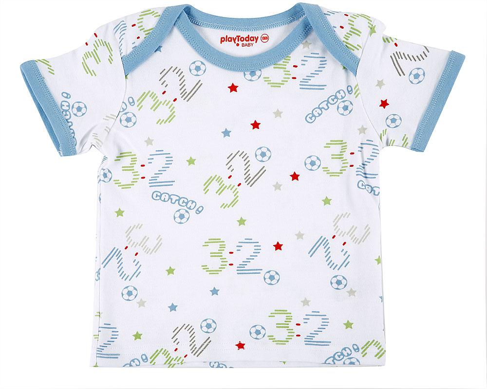Костюм: футболка, брюки дет. для мал.10749 10749