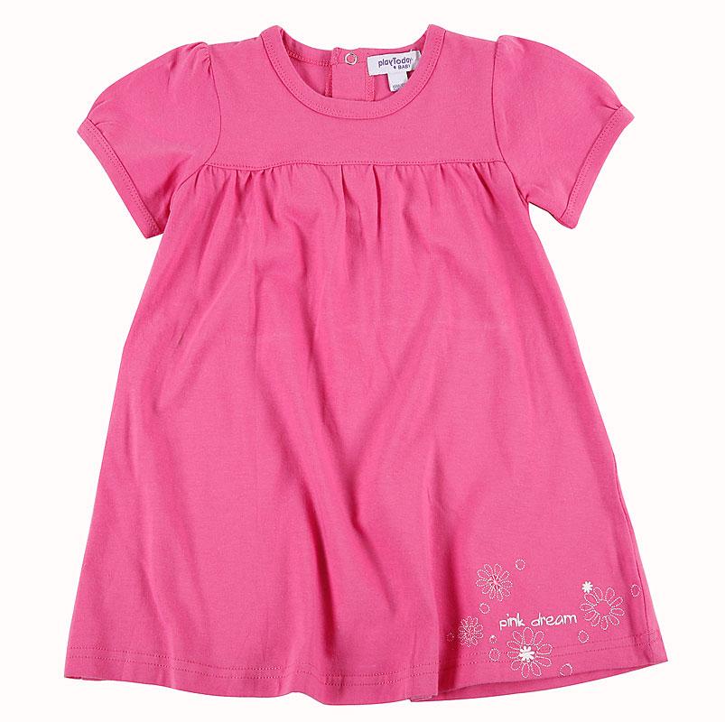 Комплект: платье, трусы дет. для дев.10844 10844