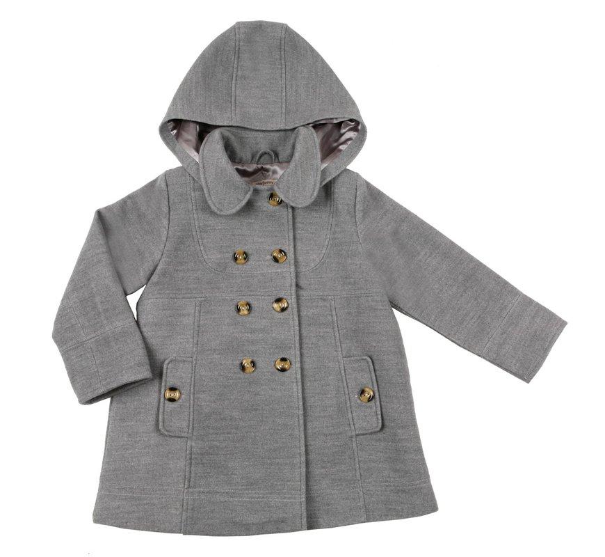 Пальто для дев. 112001