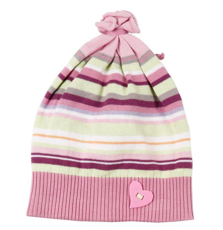 Комплект: шапка, перчатки для дев. 112029