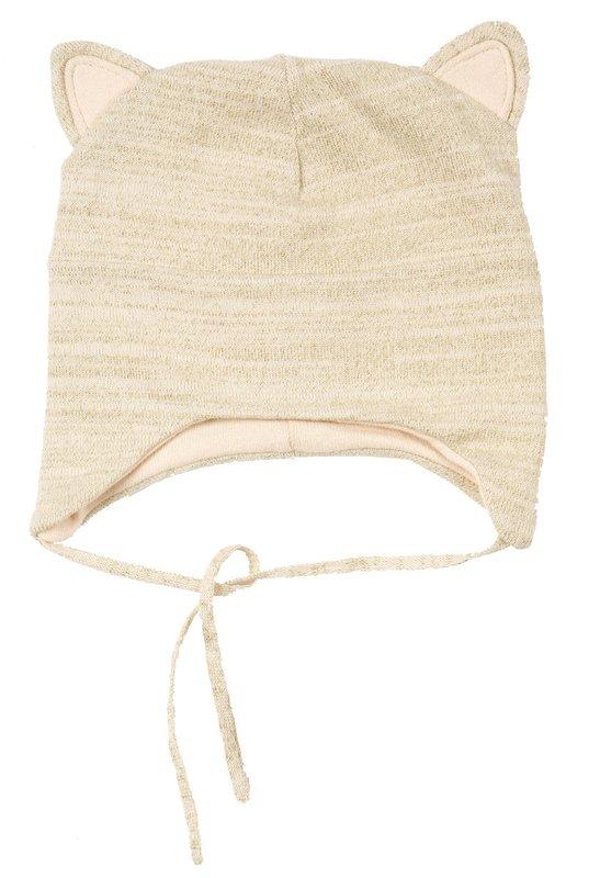 Комплект: шапка, перчатки для дев. 112063