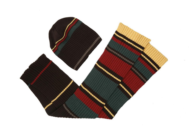 Комплект: шапка, шарф 11303