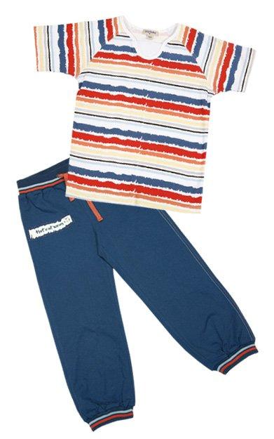 Комплект: футболка, брюки для мал. 11520
