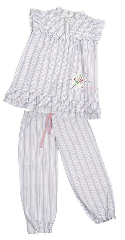 Пижама для дев. 11601