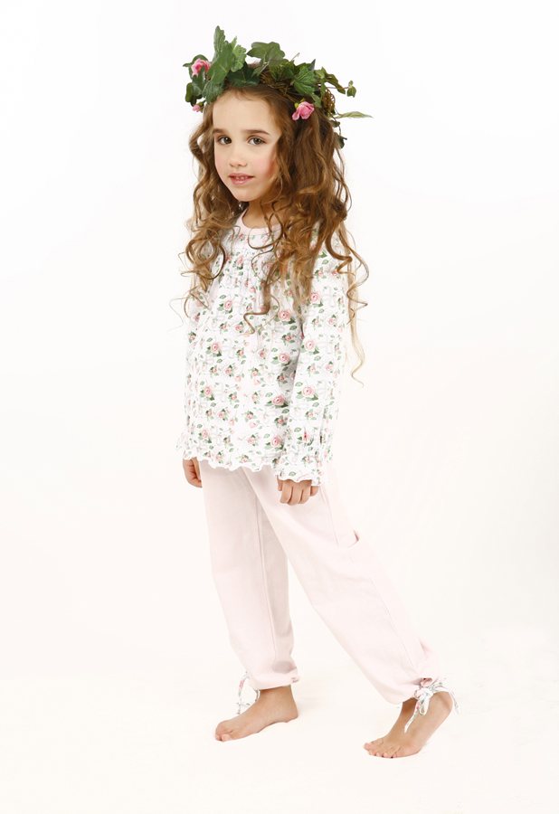 Пижама для дев. 11605