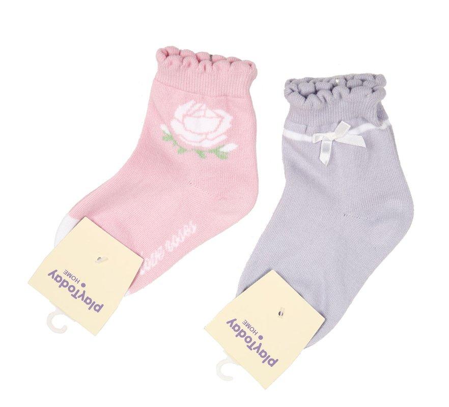 Комплект: носки - 2 шт для дев. 11612