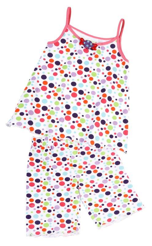Пижама для дев. 11618