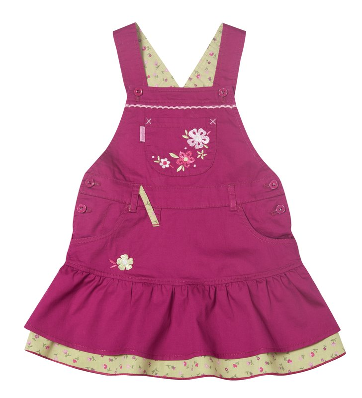 Сарафан для девочки в детский сад сшить