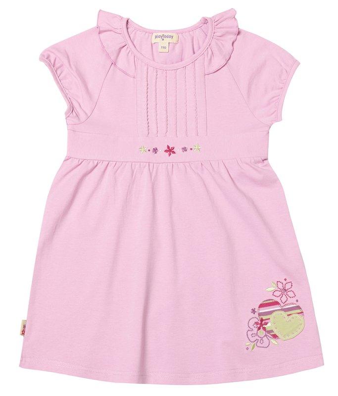 Комплект: платье, леггинсы 122016