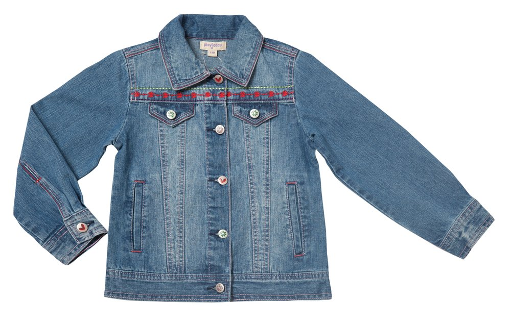 Куртка джинсовая 122124