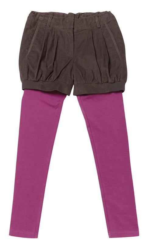 Комплект: шорты,леггинсы 124013