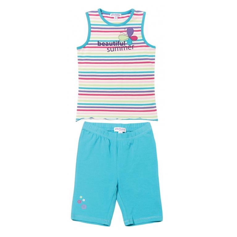 Комплект: футболка,шорты 12908