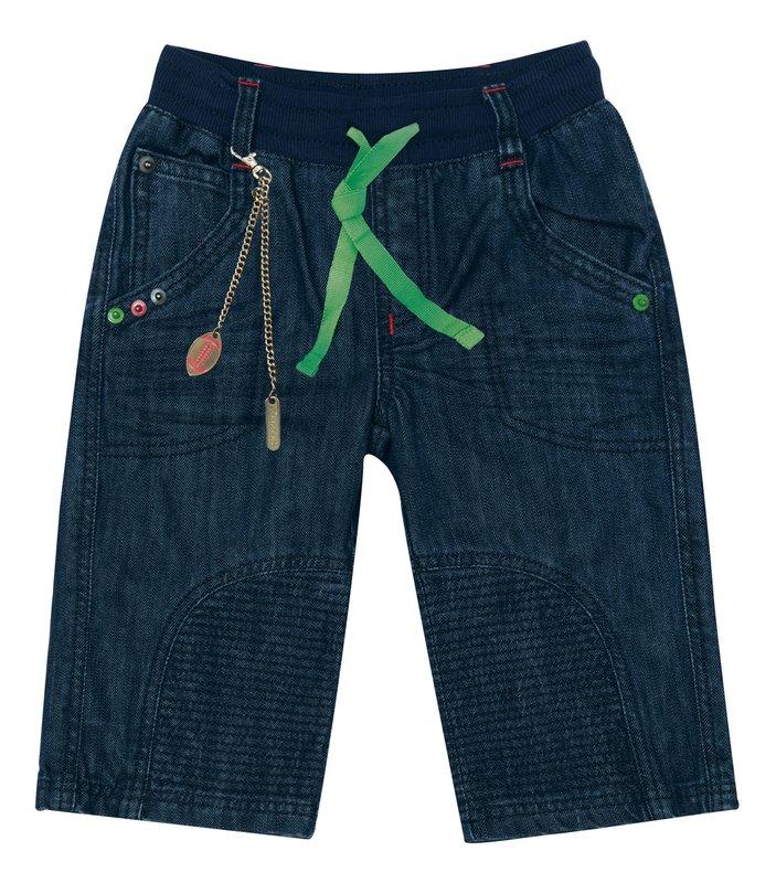 Бриджи джинсовые 131022