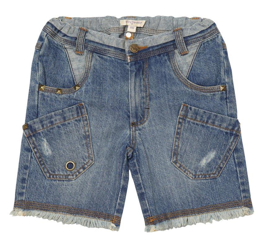 Шорты джинсовые 131066