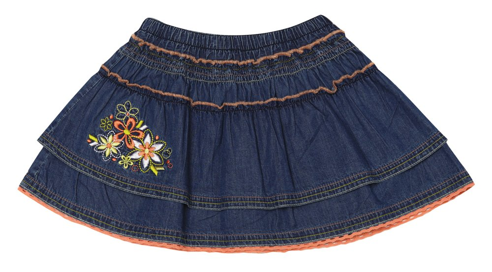 Юбка джинсовая 132099