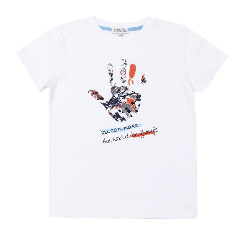 Фуфайка трикотажная (футболка) 133017