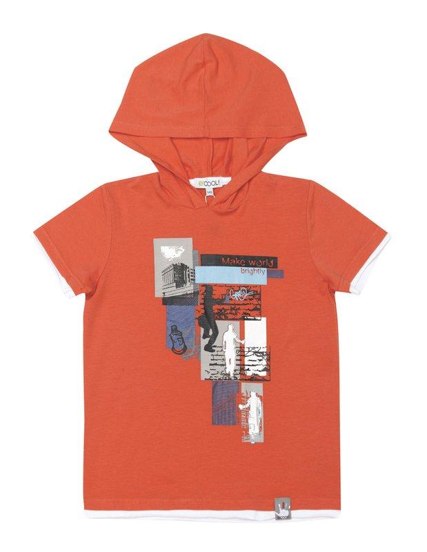 Фуфайка трикотажная (футболка) 133019
