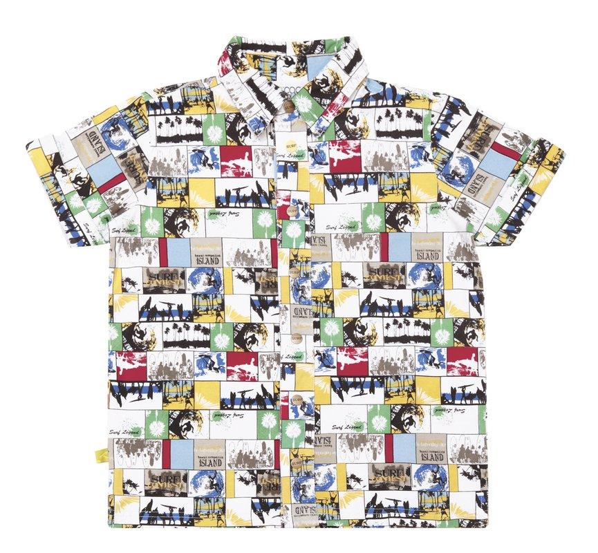 Сорочка трикотажная 133033