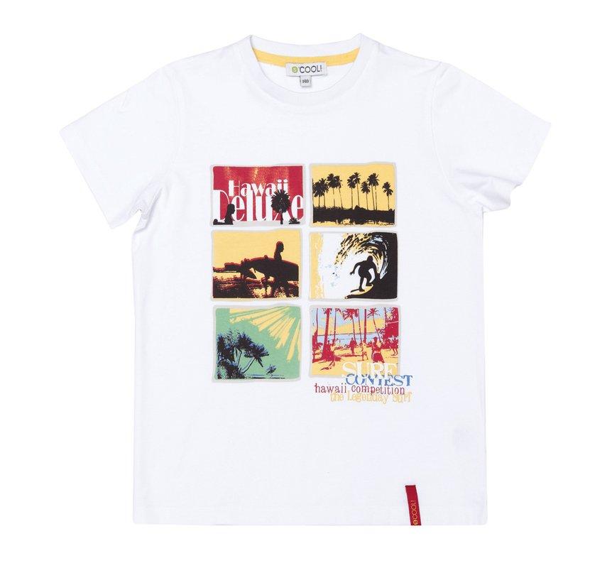 Фуфайка трикотажная (футболка) 133037