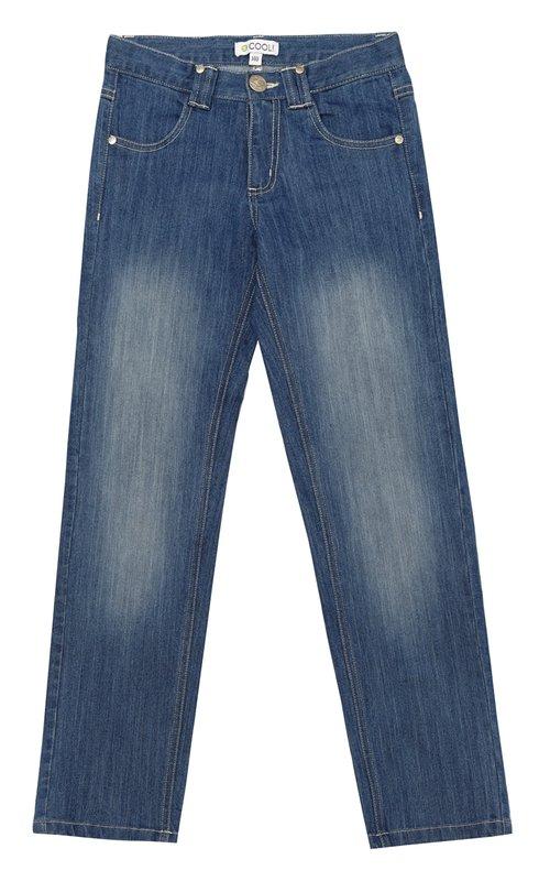 Брюки джинсовые 134010