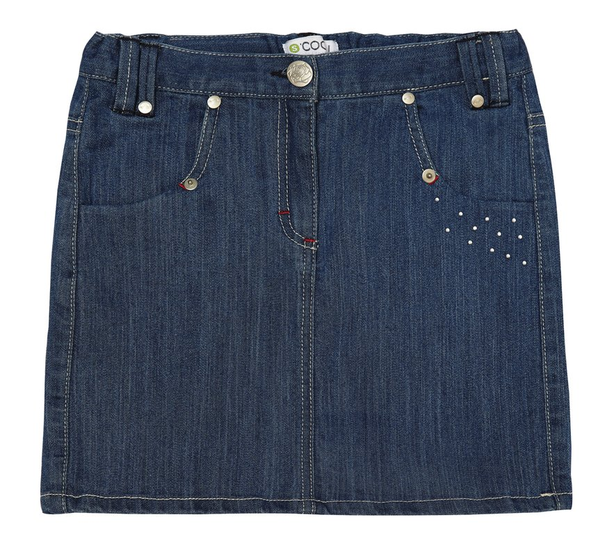 Юбка джинсовая 134013