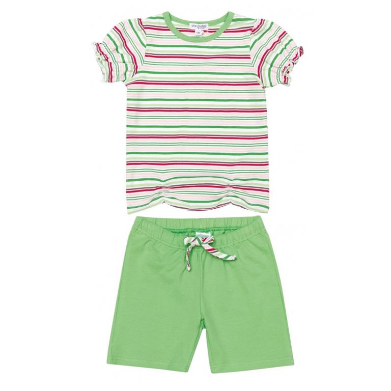 Комплект : футболка, шорты 136014