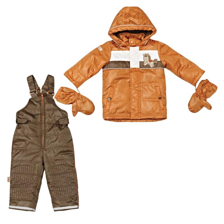 Комплект: куртка, полукомбинезон 137001