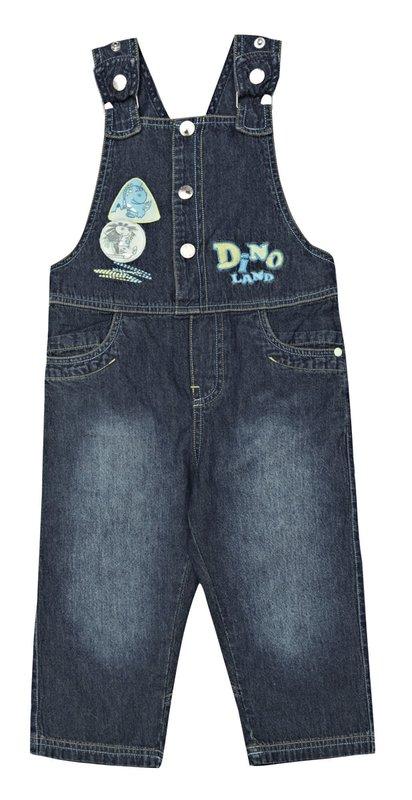 Полукомбинезон джинсовый 137033