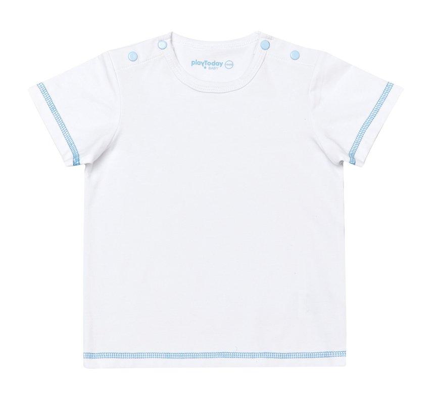 Комплект: полукомбинезон, футболка 137036
