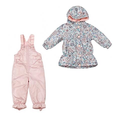 Комплект: куртка, полукомбинезон 138001