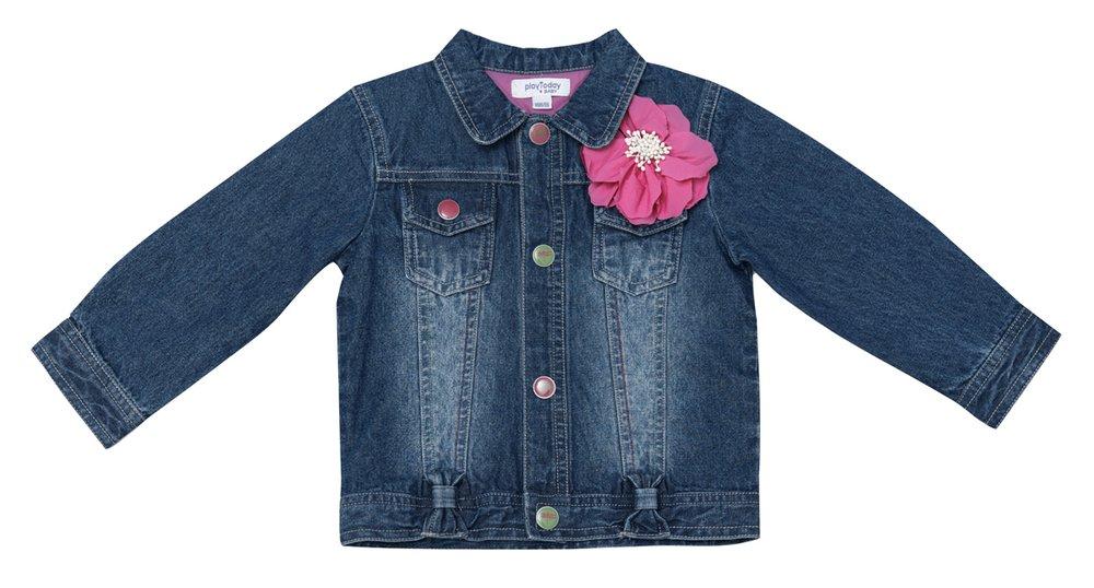 Куртка джинсовая 138036