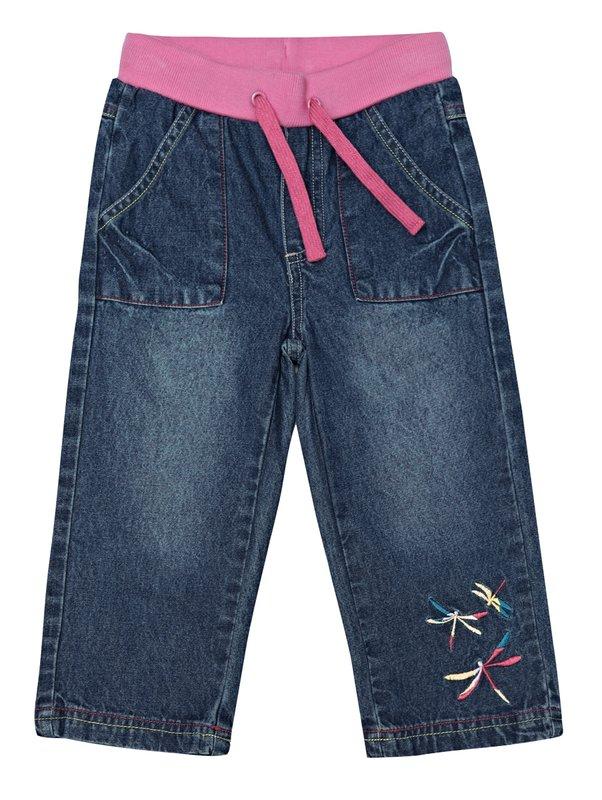 Брюки джинсовые 138042
