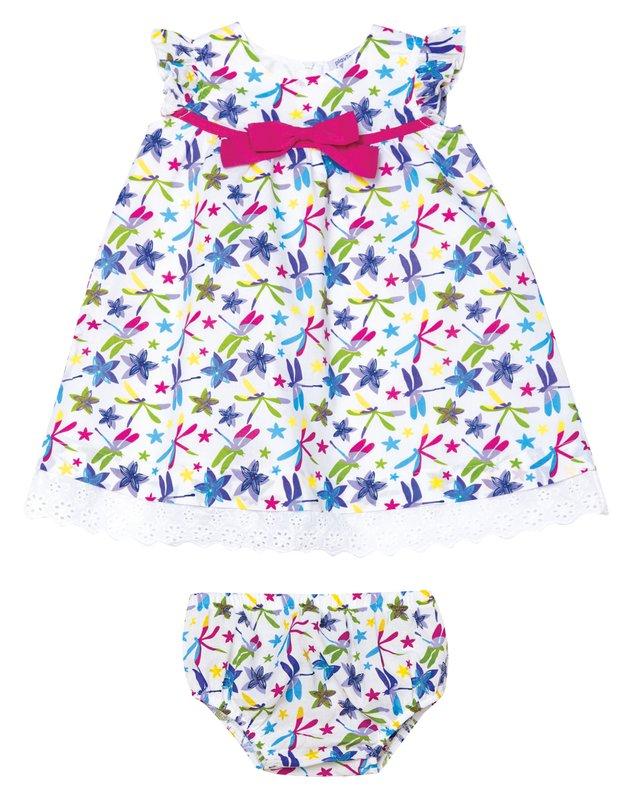 Комплект: платье, трусы 138047