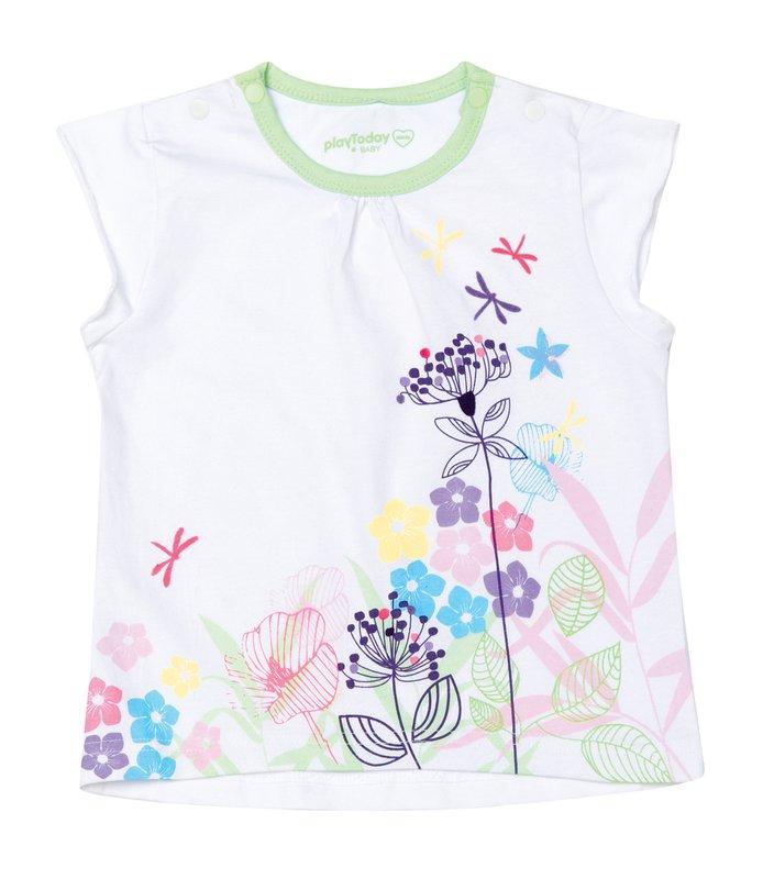 Комплект: футболка, шорты 138056