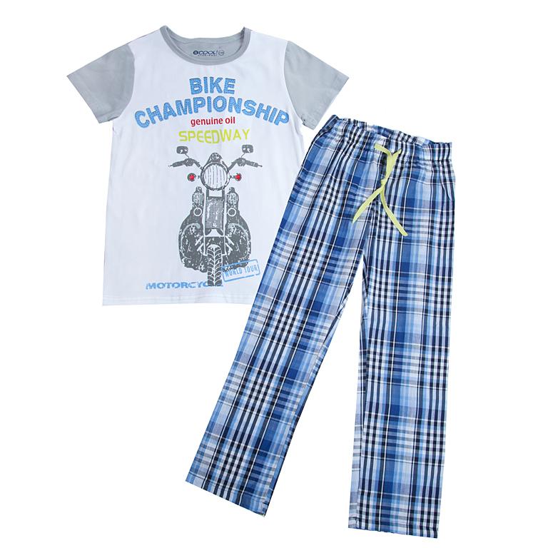Комплект: футболка, брюки 143058