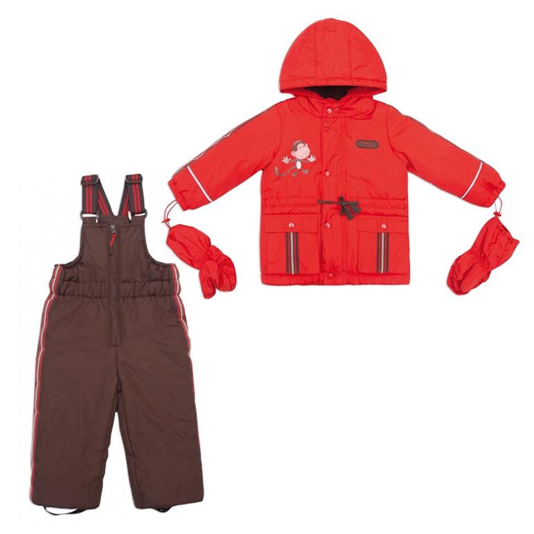 Комплект: куртка, полукомбинезон 147001