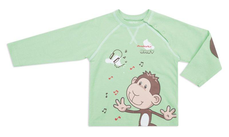 Комплект: футболка с длинным рукавом, брюки 147013