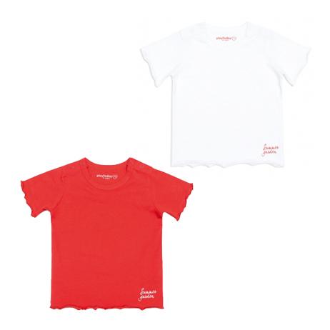 Комплект: футболка, 2 шт. 148060