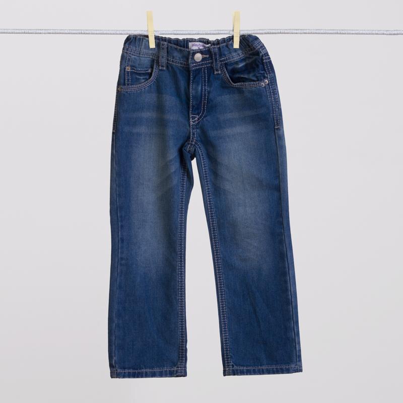 Брюки джинсовые 151013
